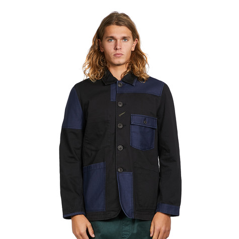 Universal Works - Patched Mill Bakers Jacket