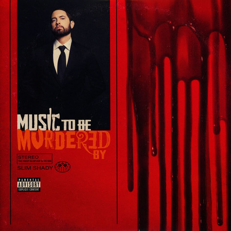Eminem - Music To Be Murdered By Colored Vinyl Edition