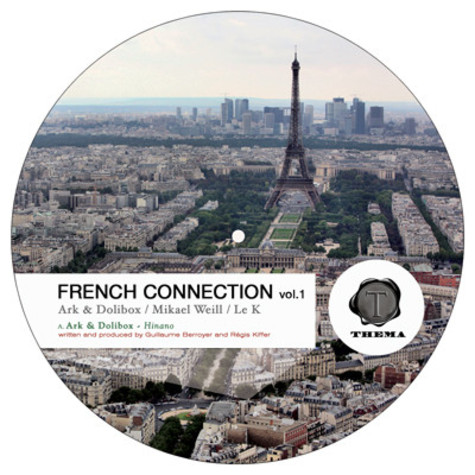 V.A. - French Connection Vol.1