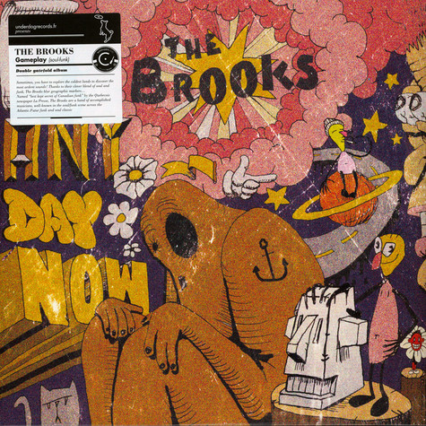 Brooks, The - Anyday Now