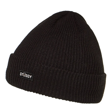 Stüssy - Small Patch Watchcap Beanie