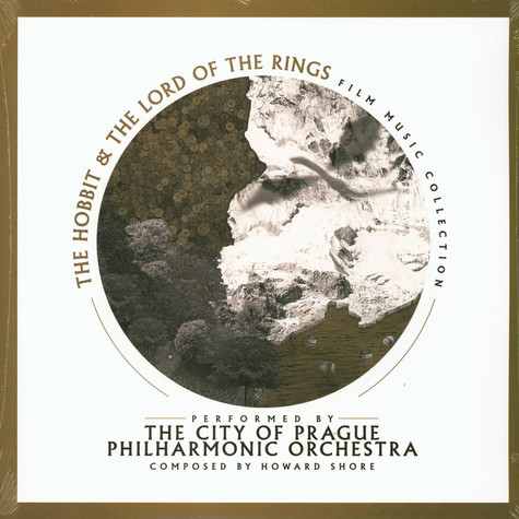 City Of Prague Philharmonic Orchestra, The - OST The Hobbit & The Lord Of The Rings