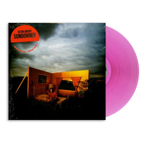 Kevin Morby - Sundowner Clear Pink Deluxe Vinyl Edition