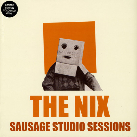 Nix, The - Sausage Studio Sessions Tropical Pearl Color Vinyl Edition