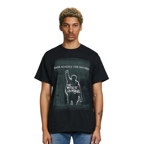Rage Against The Machine - Bola Euro Tour T-Shirt