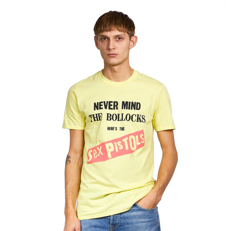 Sex Pistols, The - Never Mind The Bollocks T-Shirt
