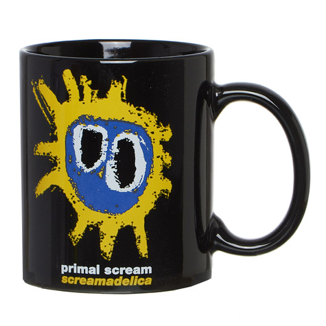 Primal Scream - Screamadelica Standard Mug