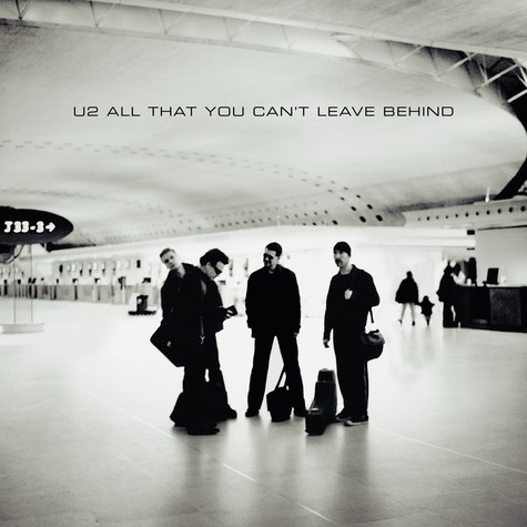 U2 - All That You Can't Leave Behind 20th Anniversary Limited Super Deluxe Box Edition