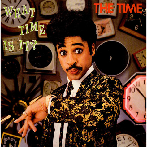 Time, The - What Time Is It?