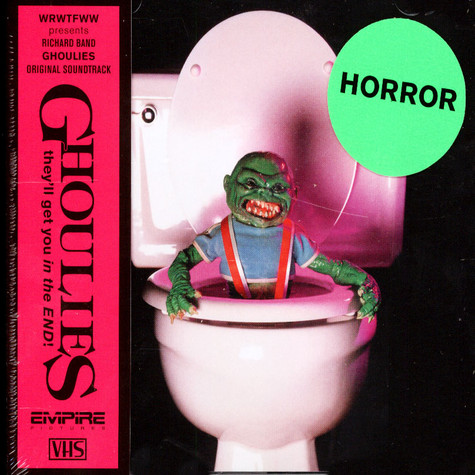 Richard Band - OST Ghoulies
