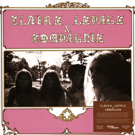 Claire Lepage & Compagnie - Claire Lepage & Compagnie
