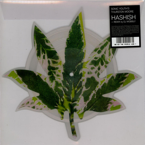 Thurston Moore - Hashish Shaped Picture Disc Edition