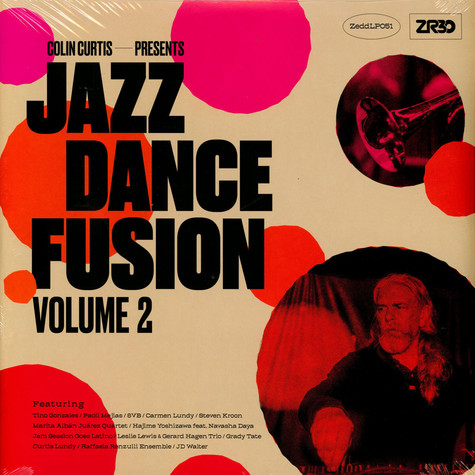 V.A. - Colin Curtis Presents Jazz Dance Fusion Volume 2