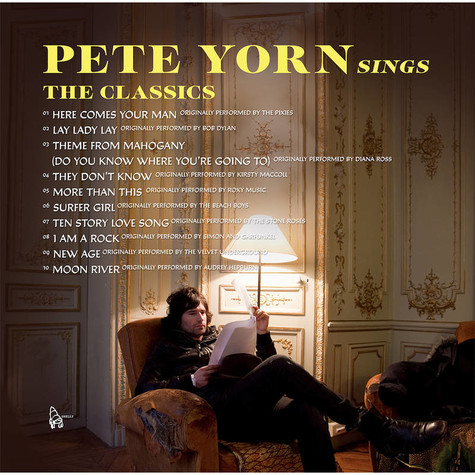 Pete Yorn - Pete Yorn Sings The Classics Black Friday Record Store Day 2020 Edition