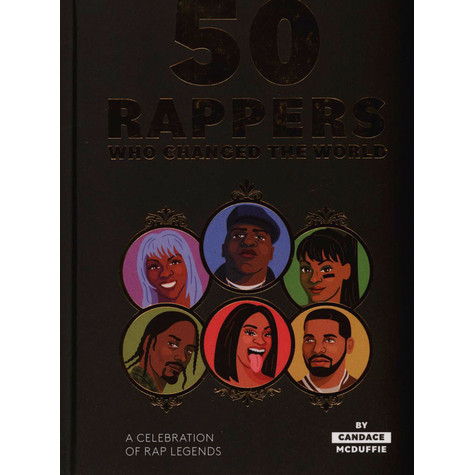 Candace McDuffie - 50 Rappers Who Changed The World