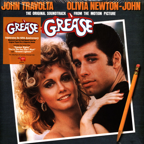 V.A. - OST Grease 40th Anniversary Edition