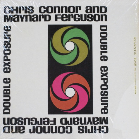 Chris Connor And Maynard Ferguson - Double Exposure