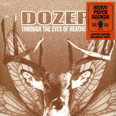 Dozer - Through The Eyes Of Heathens Red Vinyl Ediotion