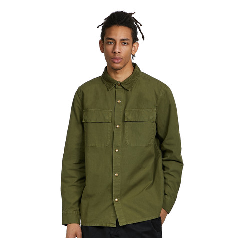 Barbour White Label - Nico Overshirt