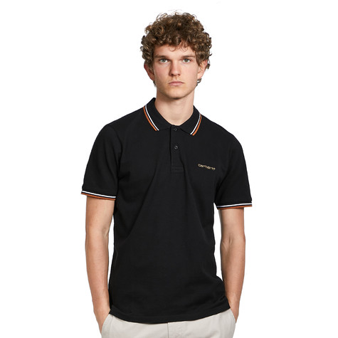 Carhartt WIP - S/S Script Embroidery Polo