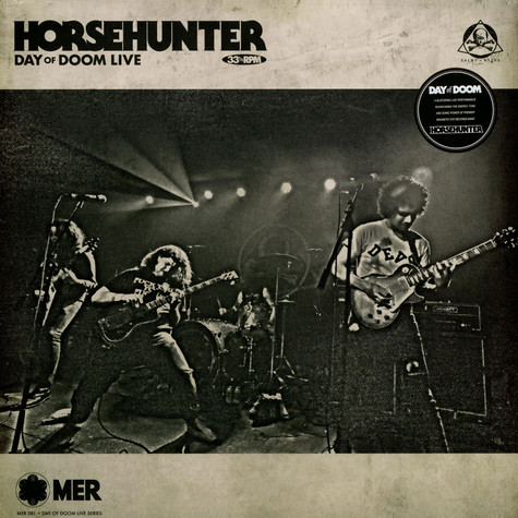 Horsehunter - Day Of Doom Live