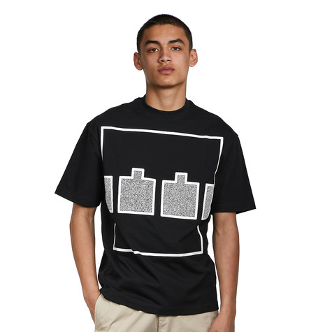 The Trilogy Tapes - Block Noise T-Shirt