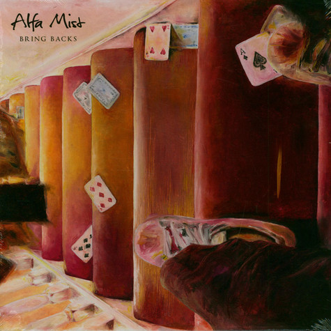 Alfa Mist - Bring Backs Black Vinyl Edition