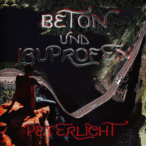 PeterLicht - Beton & Ibuprofen Coke Bottle Colored Vinyl Edition