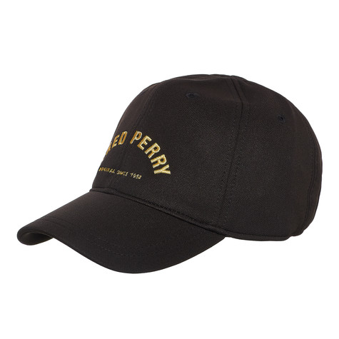 Fred Perry - Arch Branded Tricot Cap