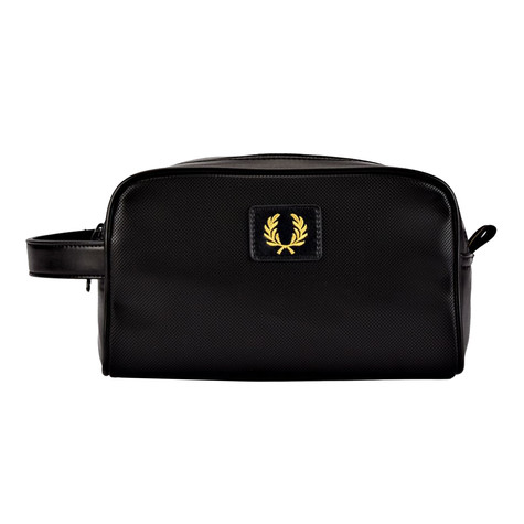 Fred Perry - Pique Texture Wash Bag