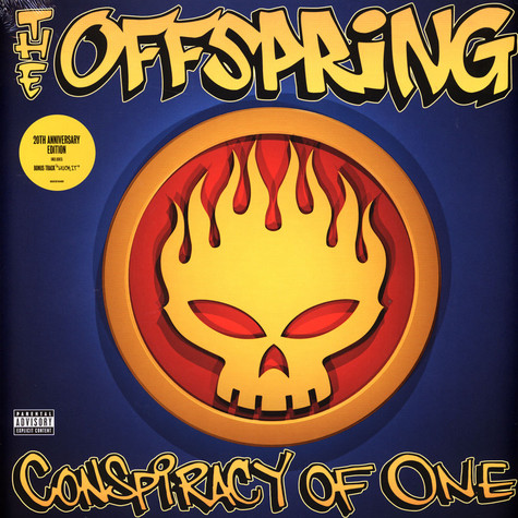 Offspring, The - Conspiracy Of One