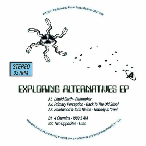 V.A. - Exploring Alternatives EP