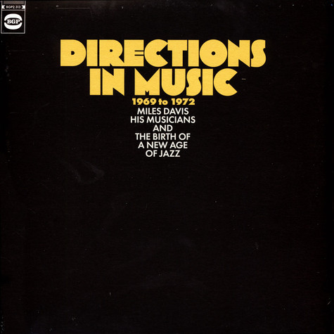 V.A. - Directions In Music 1969-1973