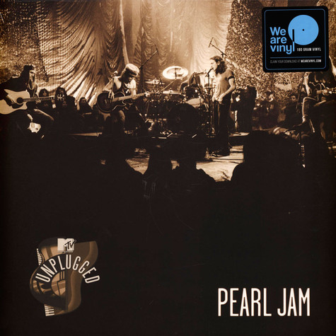 Pearl Jam - MTV Unplugged, March 16, 1992