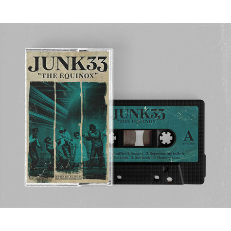 Junk33 - The Equinox Blue Cover Edition