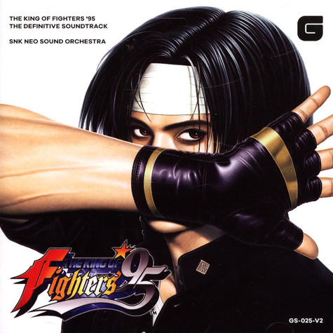 SNK Neo Sound Orchestra - OST The King Of Fighters '95 - The Definitive Soundtrack