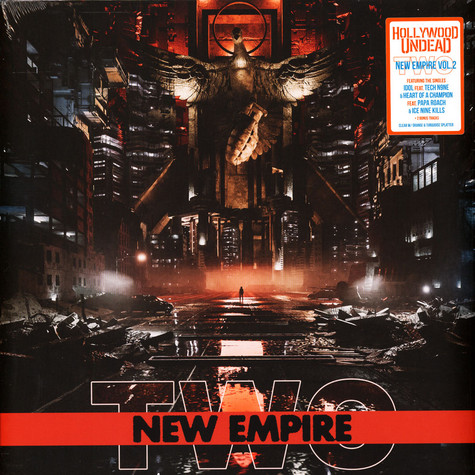 Hollywood Undead - New Empire Volume 2