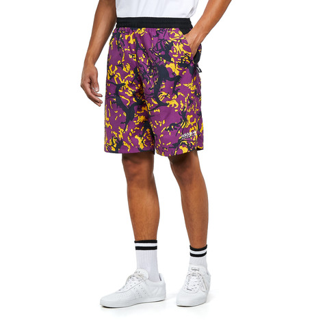 adidas - Adventure Archive Printed Woven Shorts