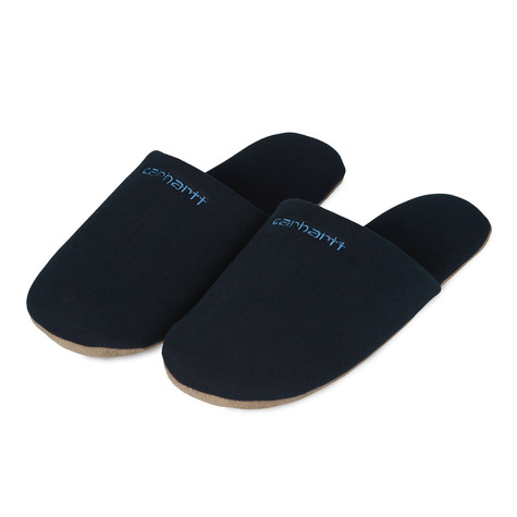 Carhartt WIP - Script Embroidery Slippers