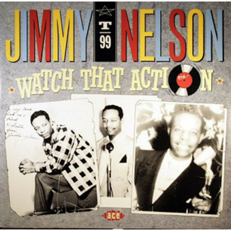 Jimmy Nelson (3) - Watch That Action
