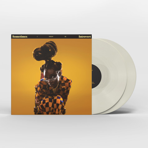 Little Simz - Sometimes I Might Be Introvert Milky Clear Vinyl Edition