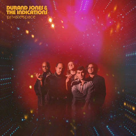 Durand Jones & The Indications - Private Space Red Nebula Vinyl Edition