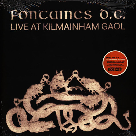 Fontaines D.C. - Live At Kilmainham Gaol Record Store Day 2021 Edition
