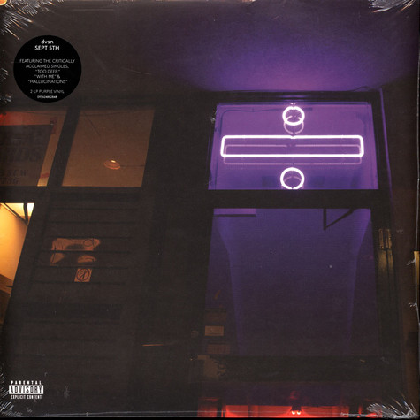 DVSN - Sept 5th Record Store Day 2021 Edition