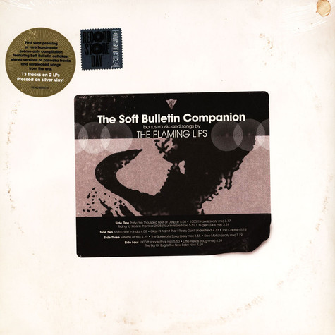 Flaming Lips, The - The Soft Bulletin Companion Disc Record Store Day 2021 Edition