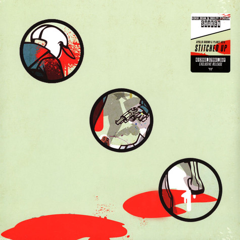 Apollo Brown, Planet Asia, Gensu Dean, Guilty Simpson - Stitched Up & Shaken Record Store Day 2021 Edition