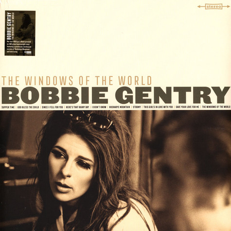 Bobbie Gentry - Windows Of The World Record Store Day 2021 Edition