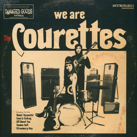 Courettes, The - We Are The Courettes