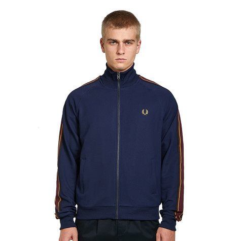 Fred Perry - Striped Tape Track Jacket