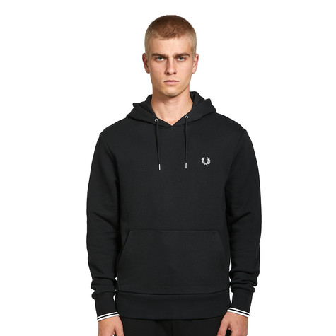 Fred Perry - Tipped Hooded Sweatshirt